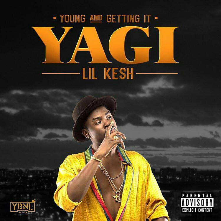 """DOWNLOAD ALBUM: Lil Kesh – """"Young And Getting It"""" (Y.A.G.I)"""