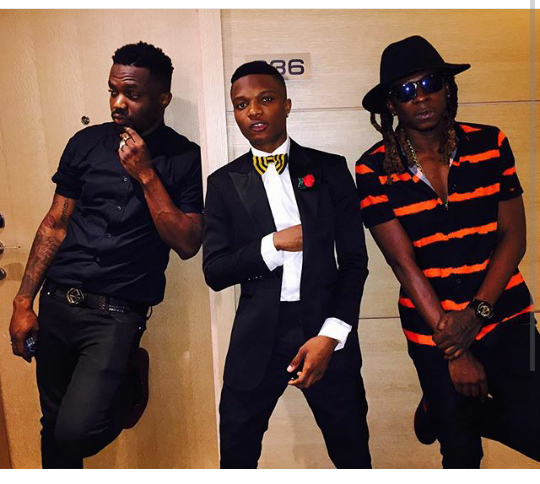 Wizkid Signs R2bees, Efya, Mr Eazi To StarBoy Worldwide & Announces Omar Sterling As President