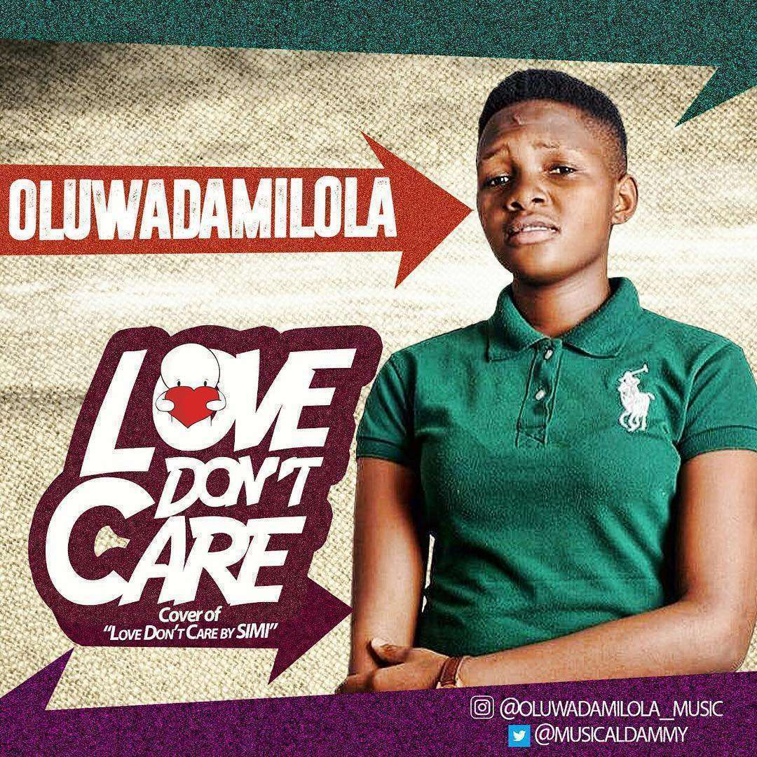"""Who Cares Song Dwnload: """"Love Don't Care"""" (Simi"""