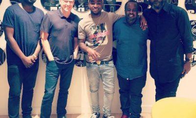 Davido Lands Deals With RCA Records