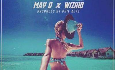 "JBAudio: May D x Wizkid - ""Bamilo"" (prod. Phil Keyz)"