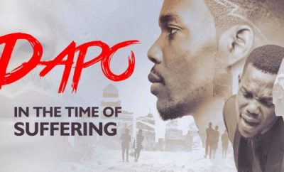 "DOWNLOAD: Dapo - ""In The Time Of Suffering"" EP"
