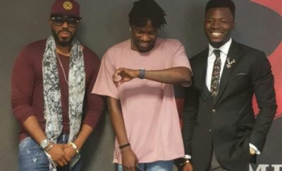 YCEE Signs Mega Record Deal With Sony Entertainment Africa