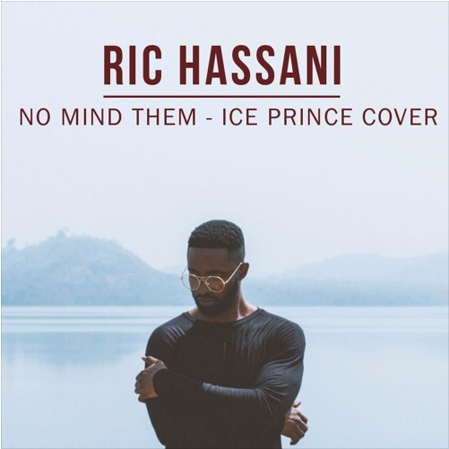 ric-hassani-no-mind-them-cover