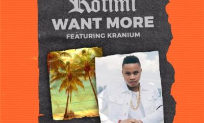Rotimi ft. Kranium – Want More