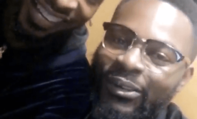 No More Beef: Falz And 9ice Have Dinner Together