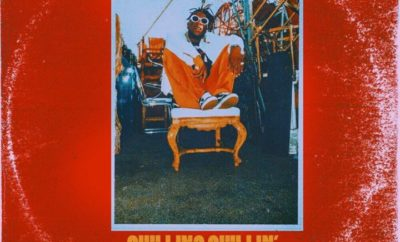 Burna Boy & A.I. – Chilling Chillin' (Grind Re-Up)