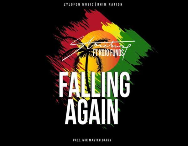 Stonebwoy ft. Kojo Funds – Falling Again
