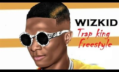 Wizkid - Trap King (Freestyle)
