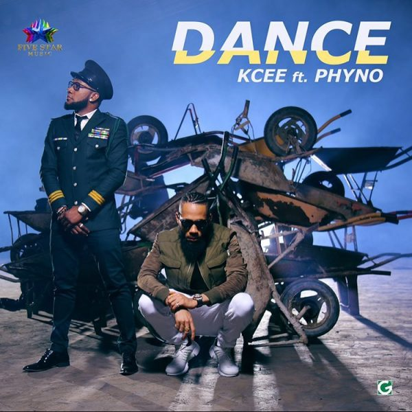 KCee ft. Phyno – Dance
