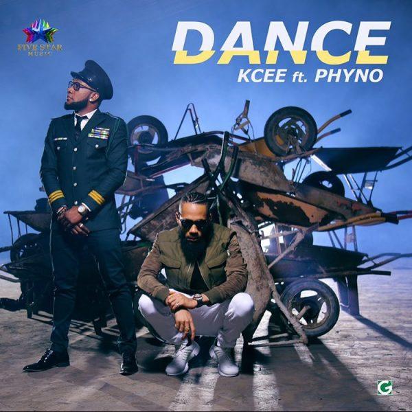 KCee ft. Phyno – Dance