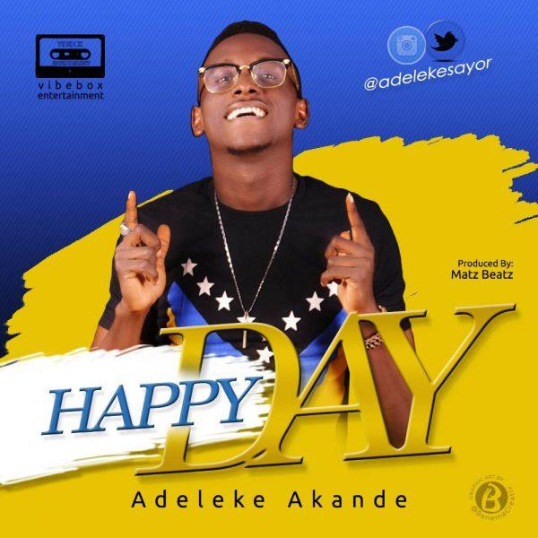 Adeleke – Happy Day