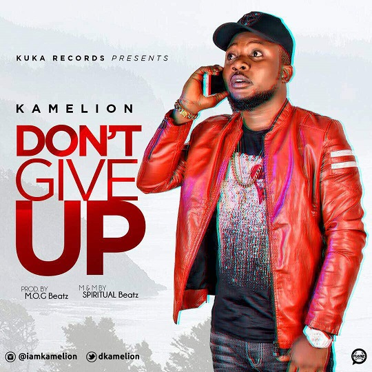 Kamelion – Don't Give Up