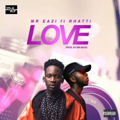 Mr. Eazi – Love ft. Rhatti