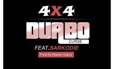 4×4 ft. Sarkodie – Duabo