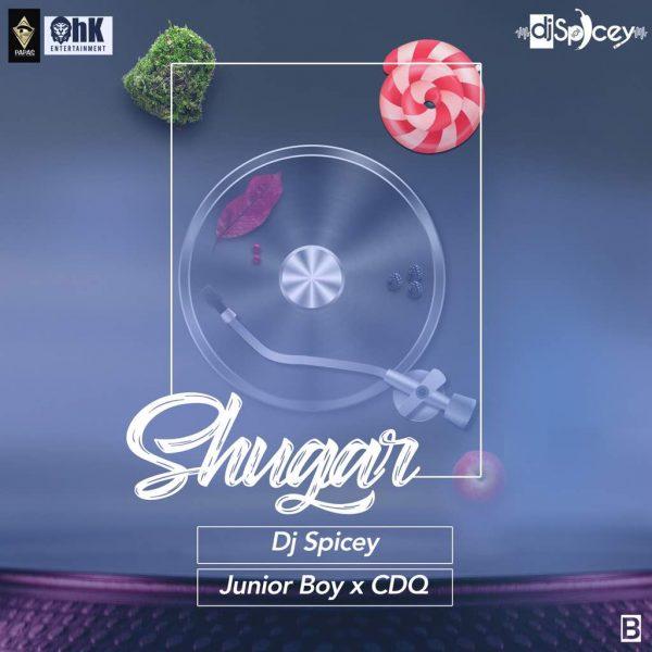 Dj Spicey x CDQ x Junior Boy - Shugar