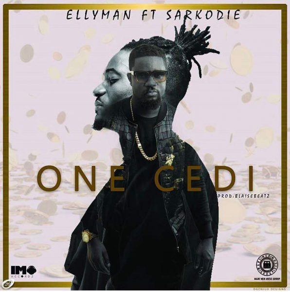 Ellyman ft Sarkodie - One Cedi (Prod BlaiseBeatz)