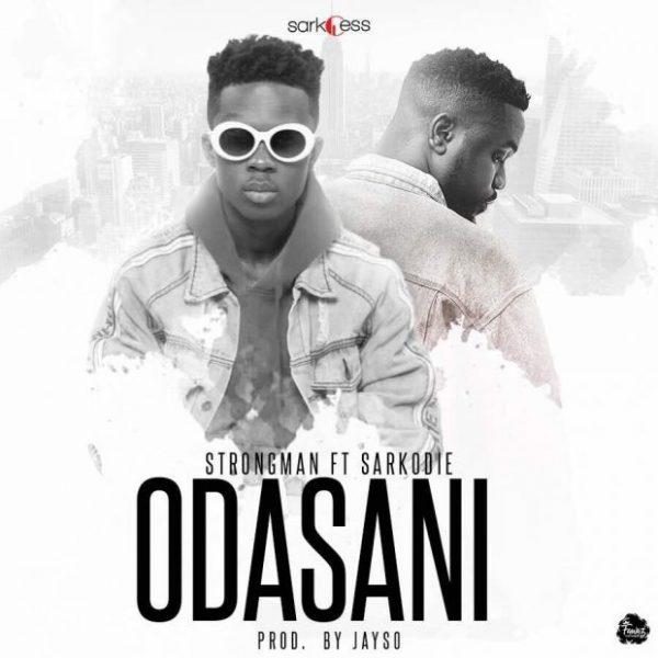 Strongman - Odasani ft Sarkodie (Prod. Jayso)
