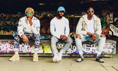 Team Salut feat. Eugy, Afro B & Tion Wayne - Hot Property