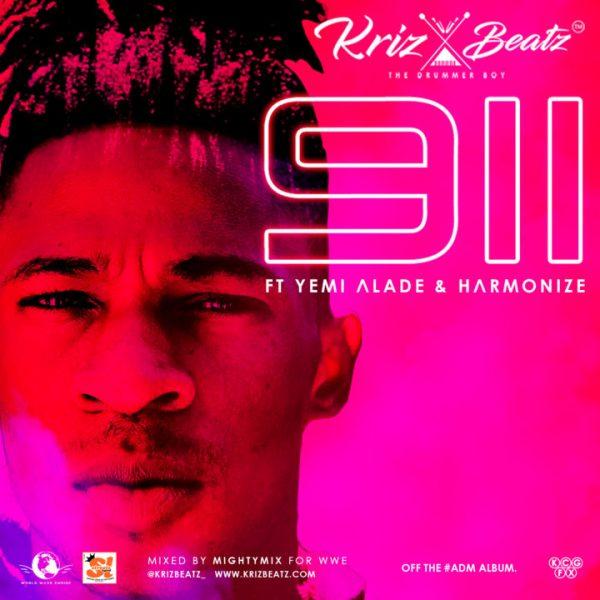 Krizbeatz ft. Yemi Alade & Harmonize – 911