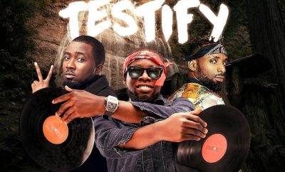 Dj Sly - Testify ft. Ice Prince & Kayswitch
