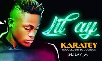 Lil AY - Karatey (Prod. by Dj Coublon)