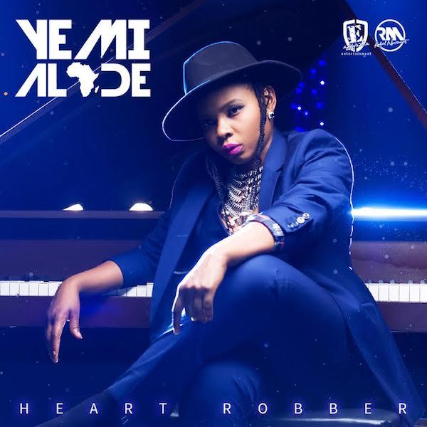 Yemi Alade - Heart Robber (Prod. by Krizbeatz)