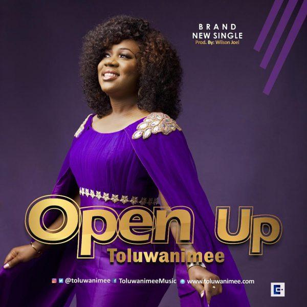 Toluwanimee - Open Up