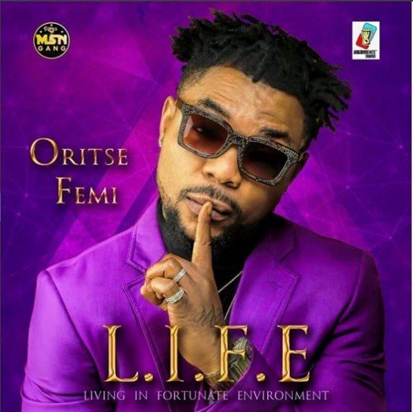 Oritse Femi ft. Lil Kesh – Ireti