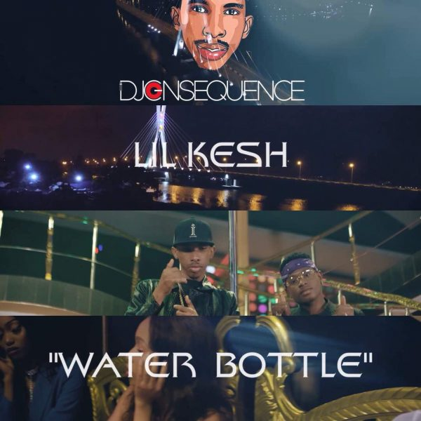 DJ Consequence ft. Lil Kesh - Water Bottle (prod. Young Jonn)