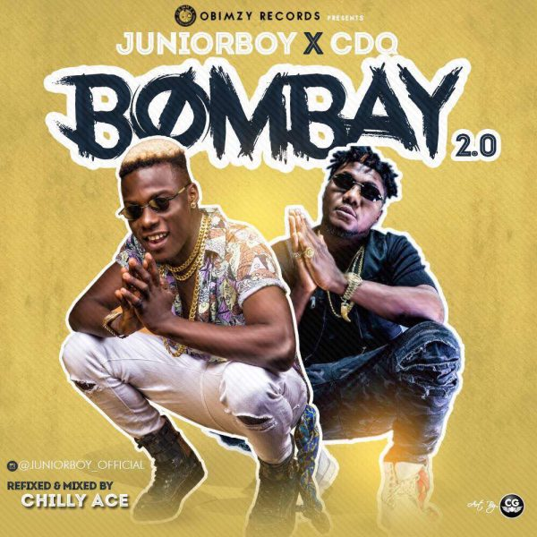 Junior Boy ft CDQ - Bombay 2.0
