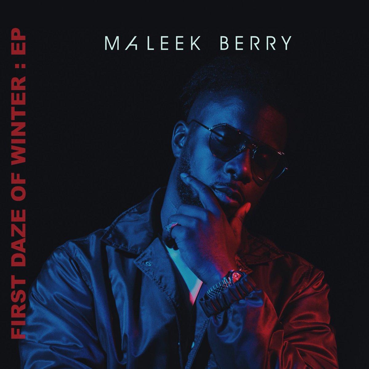 Maleek Berry - Pulling Me Back