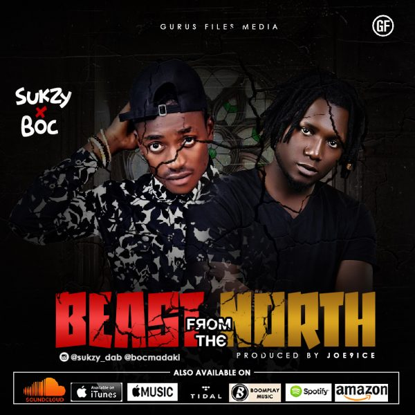 Sukzy ft. B.O.C - Beast From The North