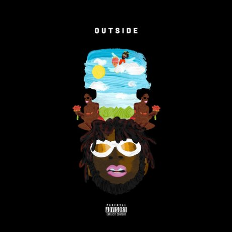 Burna Boy - Outside