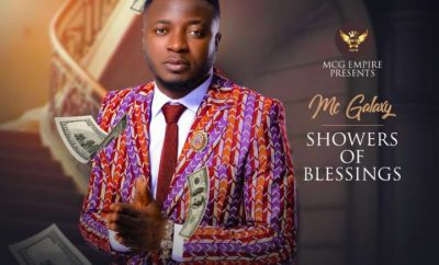 MC Galaxy – Showers of Blessings (Prod. by Spellz)