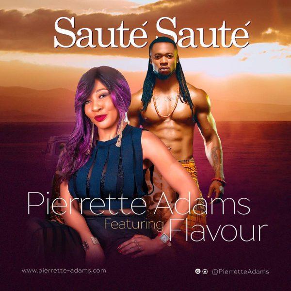 Pierrette Adams ft Flavour- Sauté Sauté