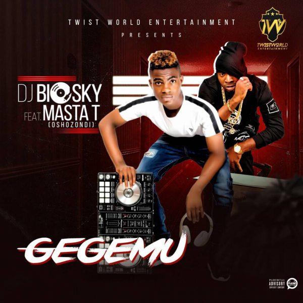 DJ Biosky ft. Masta T - Gegemu