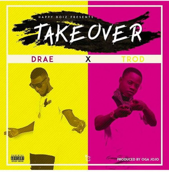Drae Immortal - Take Over ft. Trod