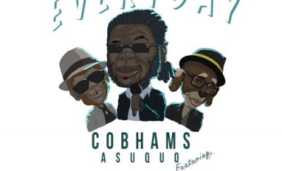 Cobhams Asuquo ft. Sound Sultan & Bez – Everyday