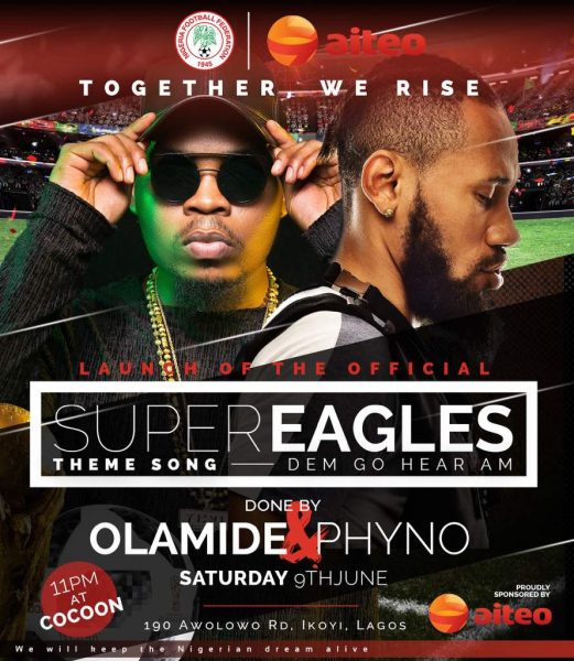 Olamide & Phyno - Road 2 Russia (Prod. by Pheelz)