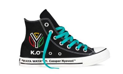 K.O – Waya Waya ft. Cassper Nyovest