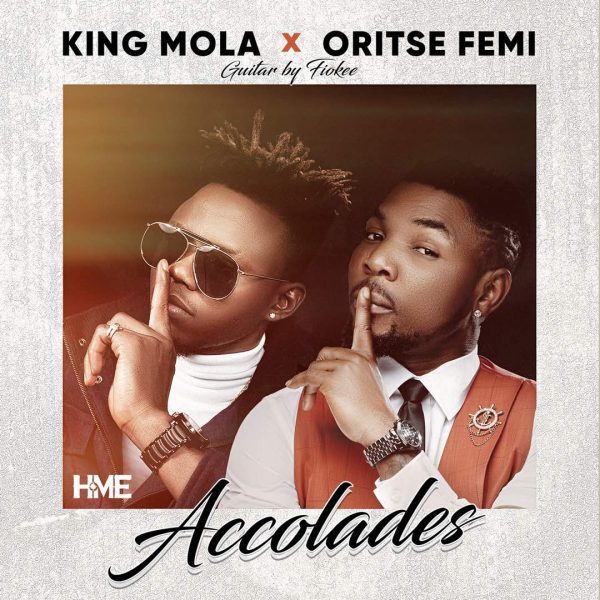 King Mola ft Oritse Femi - Accolades