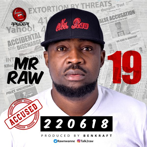 Mr Raw - 19 (Prod. by Benkraft)
