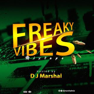 Dj Marshal - Freaky Vibes