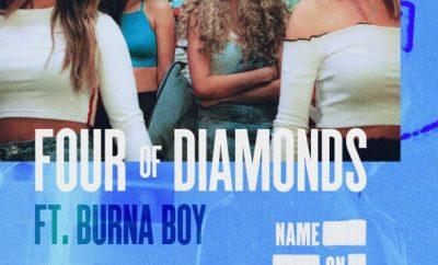 Four Of Diamonds - Name On It ft. Burna Boy