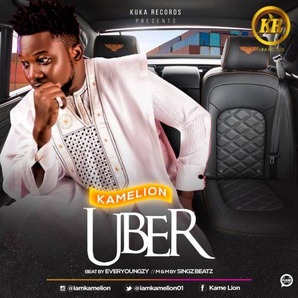 Kamelion - Uber (Prod. By Everyoungzybeatz)