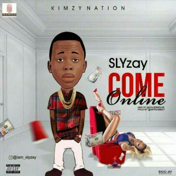 Slyzay - Come Online (Prod. Antras)