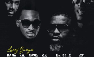 Larry Gaga - Baba Nla ft. Burna Boy, 2Baba & D'banj