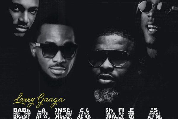 Larry Gaga - Baba Nla ft. Burna Boy, 2Baba & D'banj
