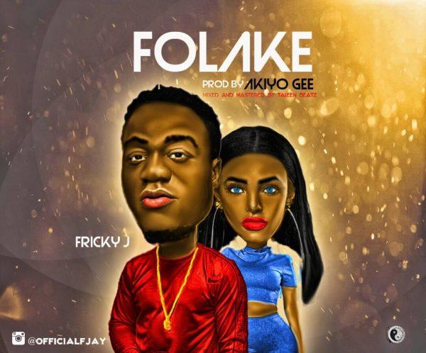 Fricky J - Folake